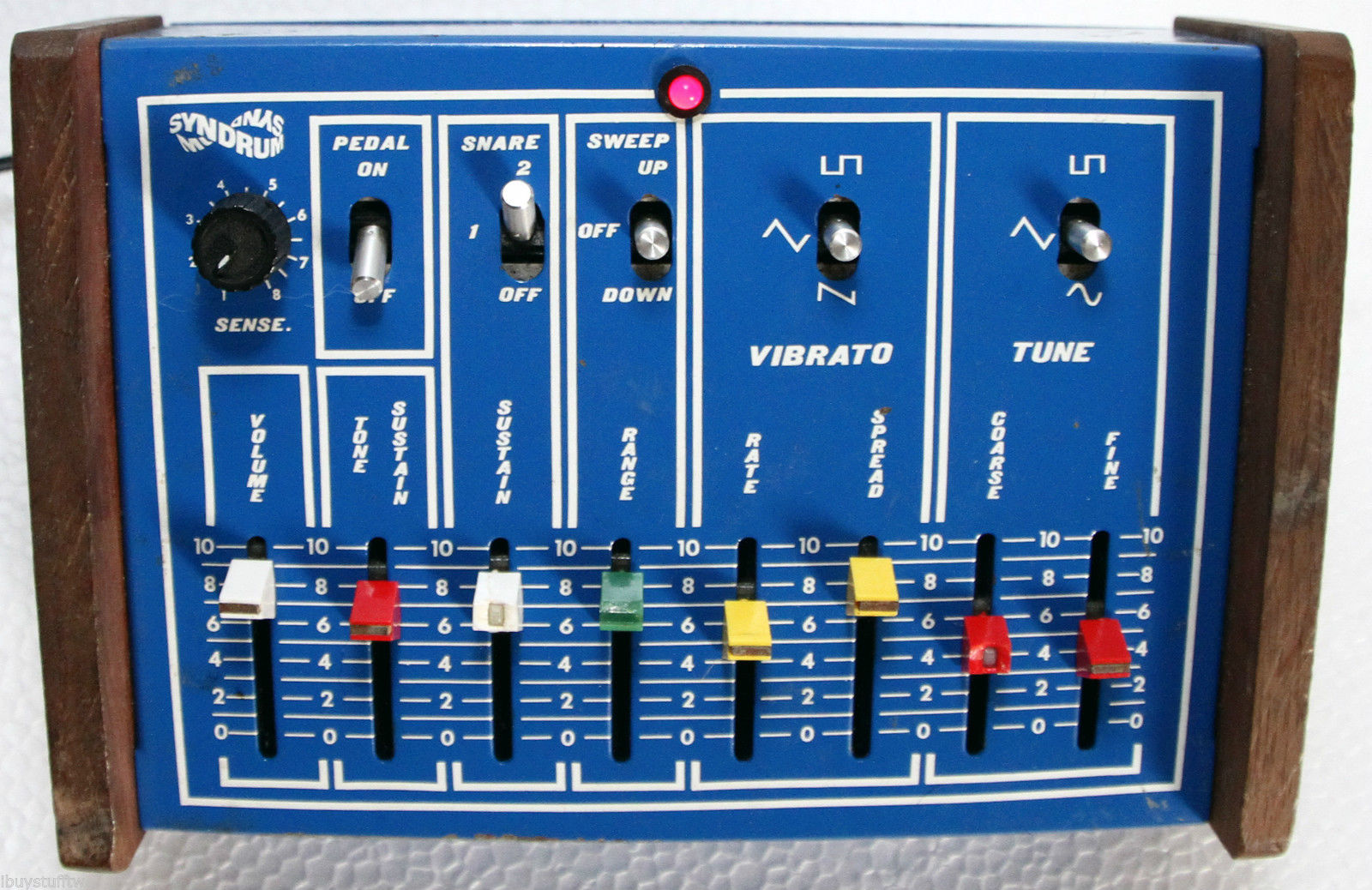 Analogue synthesisers part 1